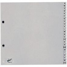 Répertoires A-Z BüroLine® - A4 - en plastique