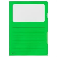 Sachet de 10 dossiers Script Kolma Visa A4 lisse