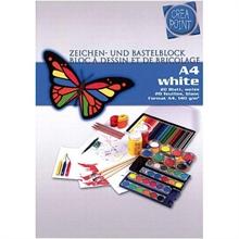 Blocs de dessin blanc 20 feuilles - A3 140gm2