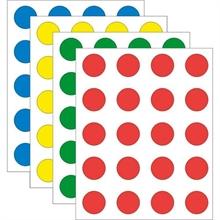 Büroline Étiquettes points 19mm