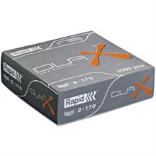 Boîte de 1000 agrafes pour DUAX Rapid