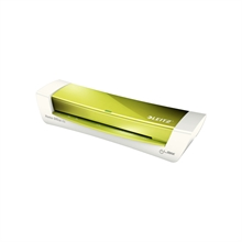 LEITZ Plastifieuse iLAM Home Office A4, jusqu'à A4, vert