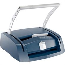LEITZ Machine à relier impressBIND 280, argent/bleu