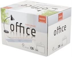Box de 200 Enveloppes ELCO C6 - sans fenêtre