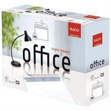 Box de 100 Enveloppes ELCO OFFICE C5 sans fenêtre