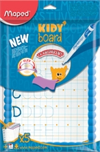 Kit ardoise transparente Kidy'Board
