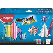 Maped Kit d'activité pour décoration d'arbre de Noel