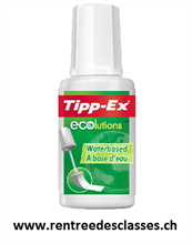 Flacon de Tipp-ex 20ml - Aqua Ecolutions