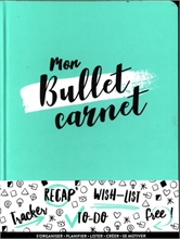 Mon Bullet carnet