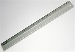 Règles en aluminium 30cm