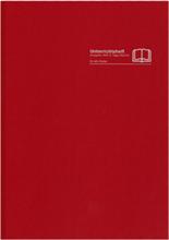 Cahier de préparation Suisse - 2018/2019 - couleur BEIGE !!!!  (rouge plus disponible)