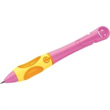 Pelikan griffix Crayon d'apprentissage de l'écriture, rose,