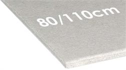 Carton gris 80/110cm à la pièce