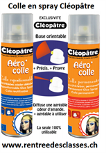 Spray Aéro'colle de Cléopâtre 250ml