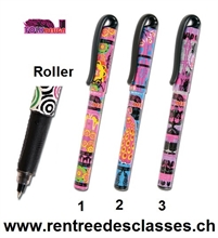 Roller Campus Folk Design