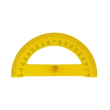 Wonday Rapporteur demi-cercle pour tableau, 180 degrés