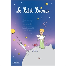 Poster, Le petit prince
