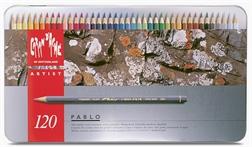 Assortiment de 120 crayons Caran d'Ache Pablo