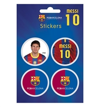 Stickers Messi FC Barcelona