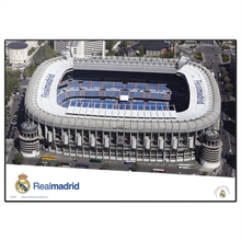 Sous-main REAL MADRID BERNABEU