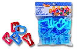 Sac de lettres de l'alphabet pour modelages JOVI
