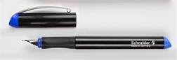 Porte plume schneider 600 noir/bleu