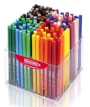 Pack Ecole de 120 feutres Fibracolor Coloritone Super lavable (remplace Happy Time liquidé)