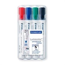 Etui de 4 Markers Whiteboard (tableau blanc) Lumocolor 351