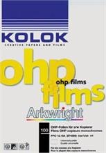 Bte de 100 films OHP Inkjet