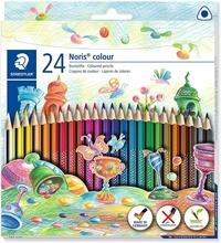 Boîtes de crayons de couleur Noris Color