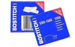 Bte de 1000 agrafes pour Bostitch B8 C, B8 RD, BP 8 e